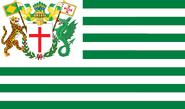 Bandeira da Companhia-Geral de Comércio do Grão-Pará e Maranhão