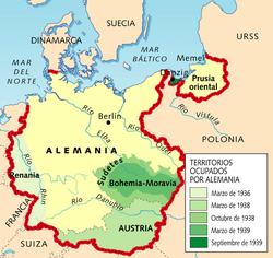 Expansionismo nazi