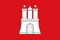 Hambourg-flag
