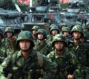 Manchurian Armed Forces (21st Century Crisis)