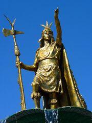 Inka Statue