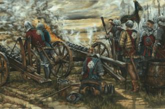 Артиллерия Йорка