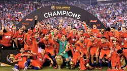 Chile Campeón Copa Centenario