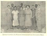 Haiti UE UniversitedHaiti 1950 PM050308-1-