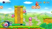 Kirby Pop Up