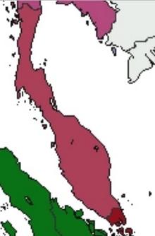 Malaya Map PMIV