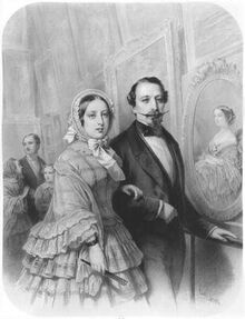 Queen victoria and napoleon iii