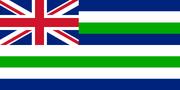 Bandera Patagonia Británica