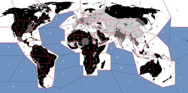 PMIV Regions Identified