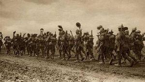 Русске солдаты
