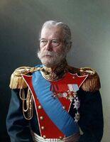 Старый Николай II