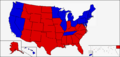 2004 United States Presidential Election Map (Similar Yet Different).png