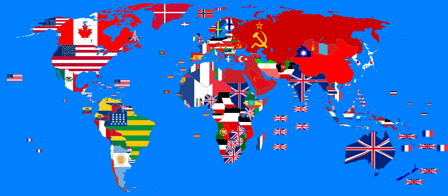 Pre Ww2 Map Image   Alt. hist. flag pre WW2 map.png | Alternative History  Pre Ww2 Map