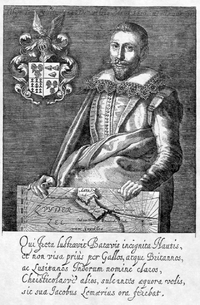 Jacob Le Maire from Antonio de Herrera India Occidentales