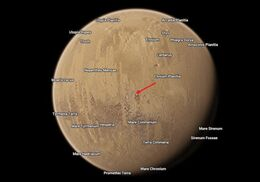 Mars-Basis-Aeolis-Mons 2 ar-640x448