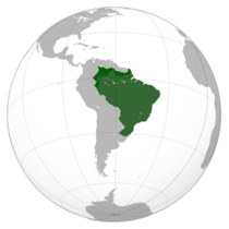 Republic of Brazil (The Purple Mantle)
