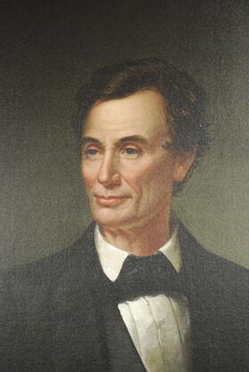 Линкольн без бороды