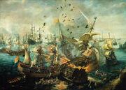 Battle of Gibraltar 1607