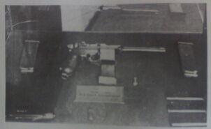 Chernozemski Automatic Pistol