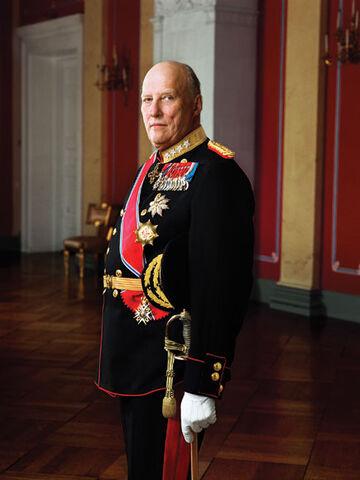 File:King Harald V of Norway.jpg