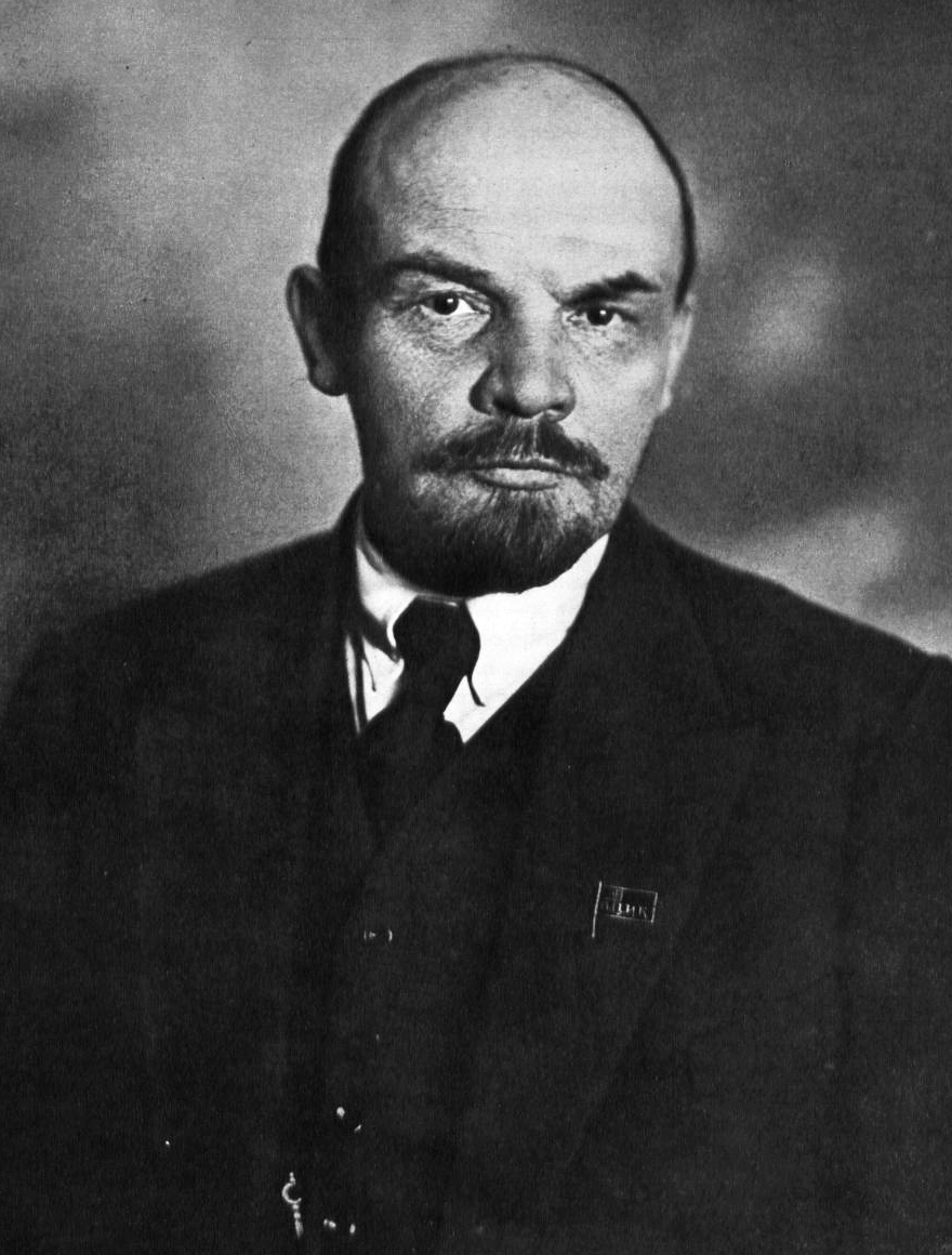 Vladimir Lenin Leaders of Russia 1919