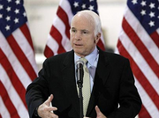 President McCain speech