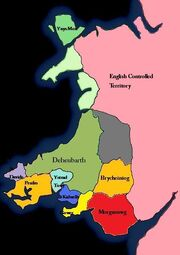 Wales August 1718