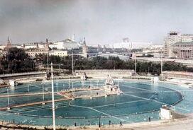 Бассейн Москва 1969 - panoramio