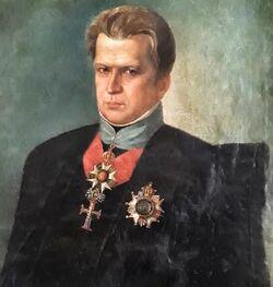 Bernardo José da Gama, visconde com grandeza de Goiana
