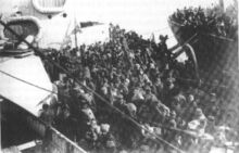 Evacuation Novorossiisk 1920