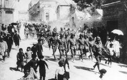Британцы в Дамаскен