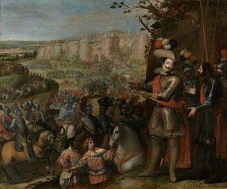 Королевство Испания (Победа при Босуорте)