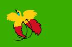 Флаг Папуасского Союза