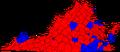 2000 Virginia Senate election map.png
