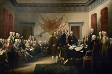 640px-Declaration of Independence (1819), by John Trumbull