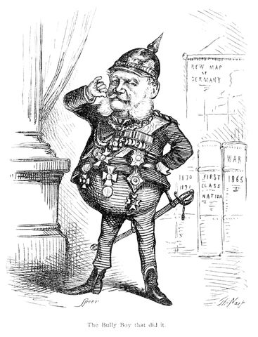 File:Caricature of Wilhelm I by Thomas Nast.jpg