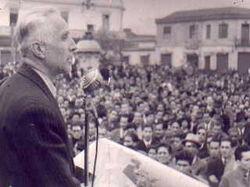 Clotario Blest en Discurso