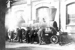 Copiapo Railroad