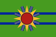 Flag of Babylon