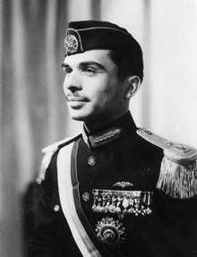 220px-King Hussein in uniform