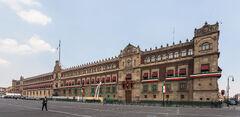 Palacio Nacional, México D.F., México, 2013-10-16, DD 119