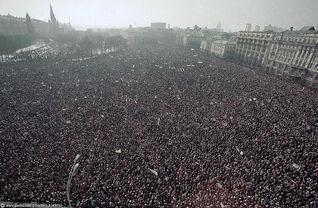Демонстрации 1991