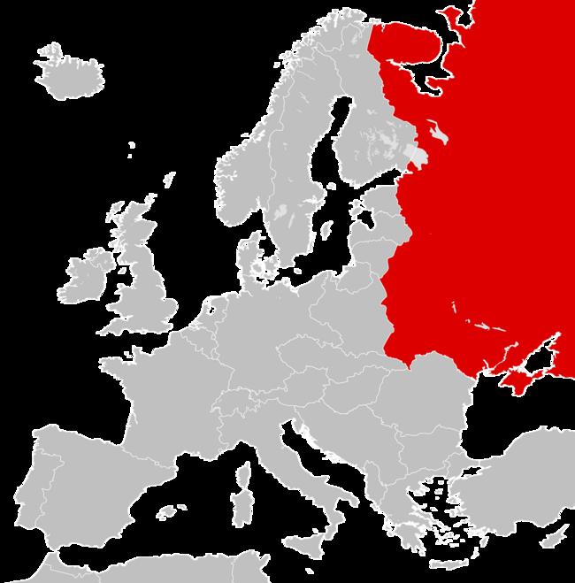 Европа после Советско-польской войны