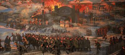 Петербургское восстание