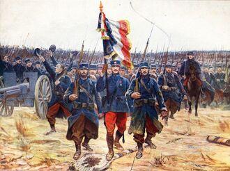 Французская пехота-0