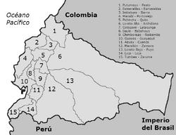 06.1. Reino de Quito - 1897 (Quito, 1809)