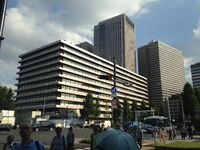 Central Government Building No.4 & 7 and Kasumigaseki Building