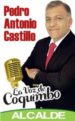 Pedro Castillo alcalde