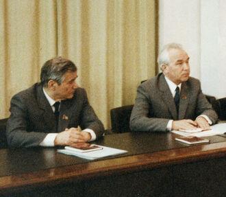 Зимянин и Романов