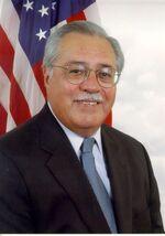 Ed Pastor official portrait